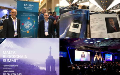 Our assessment of the MALTA BLOCKCHAIN SUMMIT 2018