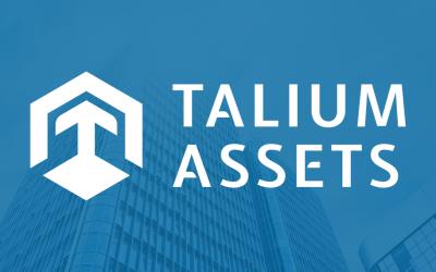 Talium vous présente sa plateforme de tokenisation Talium Assets
